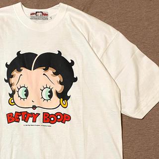 シュプリーム(Supreme)の90's BETTY boop ベティちゃん Tシャツ 1993年製(Tシャツ/カットソー(半袖/袖なし))