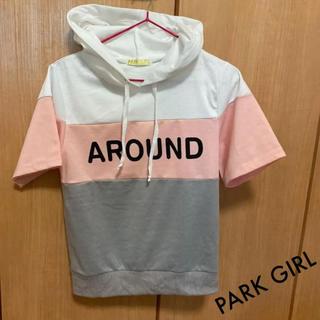 【パークガール】Tシャツ(Tシャツ(半袖/袖なし))
