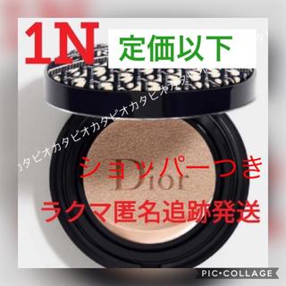 Dior - ディオール 1N 限定 ロゴマニア クッションファンデーション 新品未使用