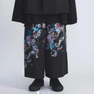 LAD MUSICIAN - LADMUSICIAN 花柄 ワイドパンツ