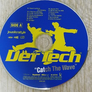 Def Tech Catch The Wave CD2枚組
