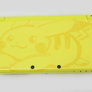 newニンテンドー3DS LL ピカチュウ【イエロー】(携帯用ゲーム機本体)