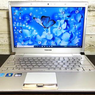東芝 - ⭐︎お洒落⭐︎シャンパンゴールド⭐︎カメラ Corei7 SSD240メモリ8G