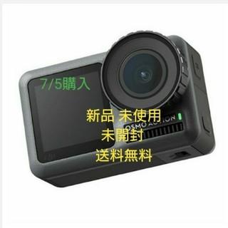 オズモアクション OzmoAction DJI アクションカメラ 新品
