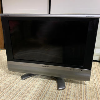 SHARP - SHARP 液晶テレビ AQUOS 19 インチ 20 型 リモコンなし