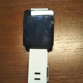 エルジーエレクトロニクス(LG Electronics)の値下げしました!【ジャンク】LG Gwatch W100(その他)