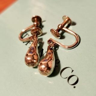 Tiffany & Co. - ティファニー ティアドロップイヤリング silver925