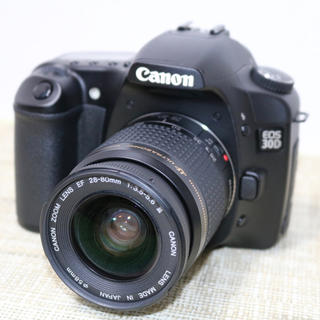 Canon EOS 30D ズームレンズキット
