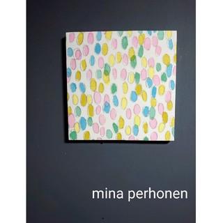 mina perhonen - ミナペルホネン テキスタイル jerry beans ファブリックパネル