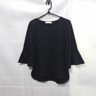 moussy - ◆Ⅴマウジー 未使用タグ付き FLARE SLEEVE POINT トップス