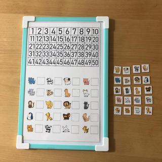 数字のお勉強 推理ゲーム 動物 知育玩具
