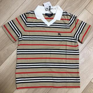 BURBERRY - Burberry バーバリー 新品 ポロシャツ 110サイズ