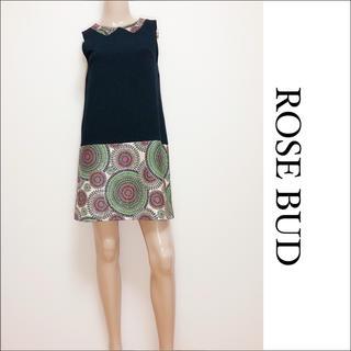 ROSE BUD - ROSE BUD スパンコール ワンピース♡ザラ H&M スナイデル BEAMS