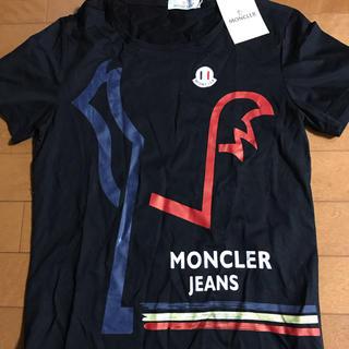 モンクレール(MONCLER)のMONCLER レディースTシャツ(Tシャツ(半袖/袖なし))