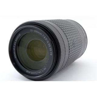ニコン(Nikon)のニコン 超望遠 AF-P NIKKOR 70-300 静音オートフォーカス(レンズ(ズーム))