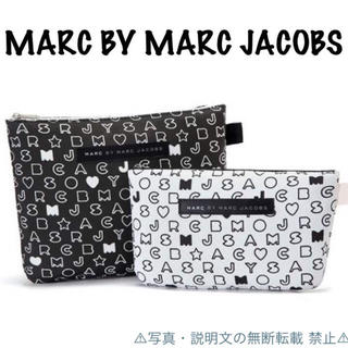 MARC BY MARC JACOBS - ⭐️新品⭐️【マーク バイ マークジェイコブス】ユーティリティーケース★付録❗️