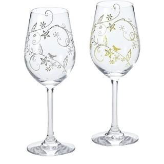 東洋佐々木ガラス - ペアワイングラス 東洋佐々木ガラス 新品