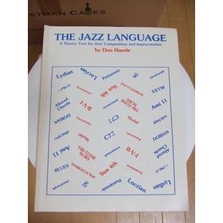 The Jazz Language by Don Haerle(洋書)
