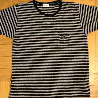 Saint Laurent - サンローラン / ボーダー半袖Tシャツ