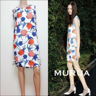 MURUA - MURUA ミドルフラワー ワンピース♡リップサービス リエンダ リゼクシー