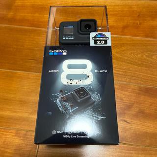 GoPro - 【新品・未使用】GoPro HERO8 BLACK【国内正規品】