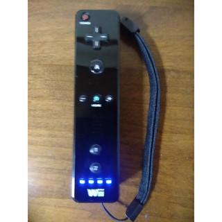 Wii - wii リモコン ブラック