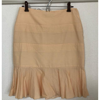 サルヴァトーレフェラガモ(Salvatore Ferragamo)のSalvatore ferragamo スカート(ひざ丈スカート)