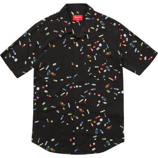 Supreme - 【M】Supreme Pills Rayon Shirt