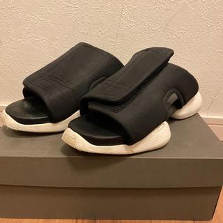 リックオウエンス(Rick Owens)のrick owens adidas CLOG(サンダル)