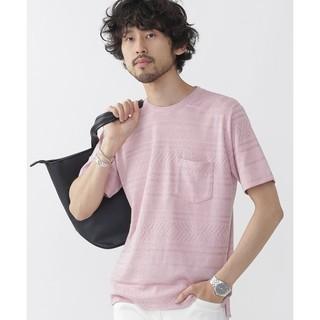 ナノユニバース(nano・universe)の【nano・universe】 Tシャツ/カットソー(Tシャツ/カットソー(半袖/袖なし))