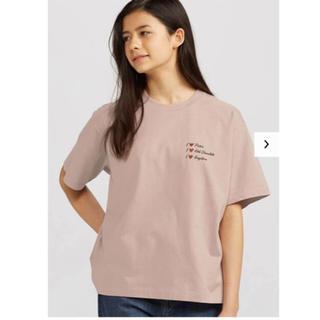 UNIQLO - ユニクロ  ザ ブランズティータイムUT  Tシャツ