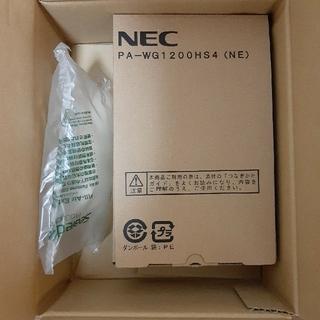 NEC - PA-WG1200HS4(ルーター)