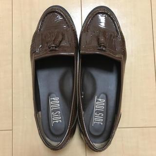 プールサイド(POOL SIDE)のPOOL SIDE ローファー(ローファー/革靴)