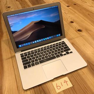 Mac (Apple) - カスタムモデル!MacBook air 13インチ mid2013