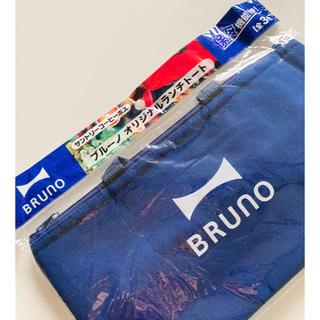 ルクルーゼ(LE CREUSET)の新品未使用【ブルーノ BRUNO 保冷バッグ】BOSS ランチ 弁当 エコバッグ(弁当用品)