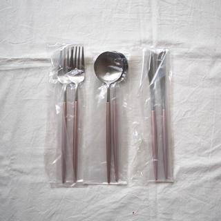 クチポール風 カトラリー 6本セット 新品(カトラリー/箸)