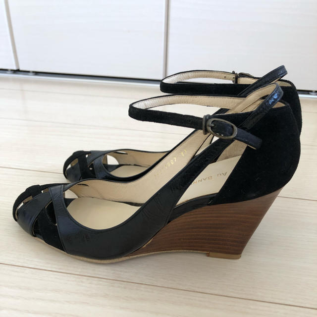 AU BANNISTER(オゥバニスター)のAU BANNISTER サンダル パンプス 37 レディースの靴/シューズ(ハイヒール/パンプス)の商品写真