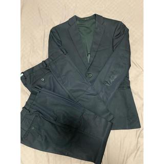 アオヤマ(青山)のスーツセット ツーパンツ 紺 メンズ(セットアップ)