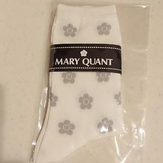 MARY QUANT - MARY QUANT ソックス