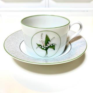 クリスチャンディオール(Christian Dior)のクリスチャンディオール   ミリラフオーレ カップ&ソーサー(食器)