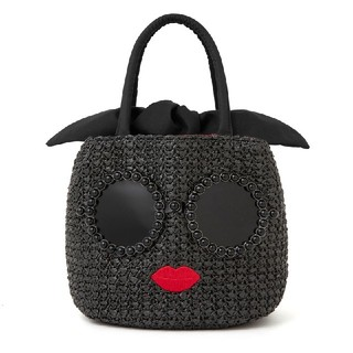 アジョリー(a-jolie)のa-jolie(アジョリー)パールバスケットバッグ ムック本 かごバッグ 未開封(かごバッグ/ストローバッグ)
