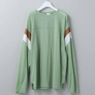 BEAUTY&YOUTH UNITED ARROWS - 6(ROKU)COLOR LINE SLEEVE  T-SHIRT