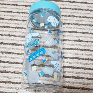 サンリオ(サンリオ)のシナモロール クリアボトル 水色(水筒)