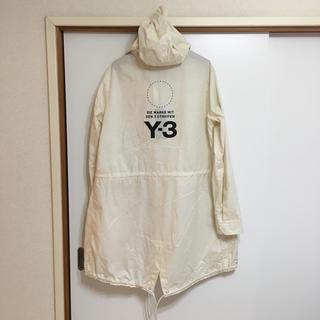 ワイスリー(Y-3)のY-3 18aw 新品タグ付き モッズコート(その他)