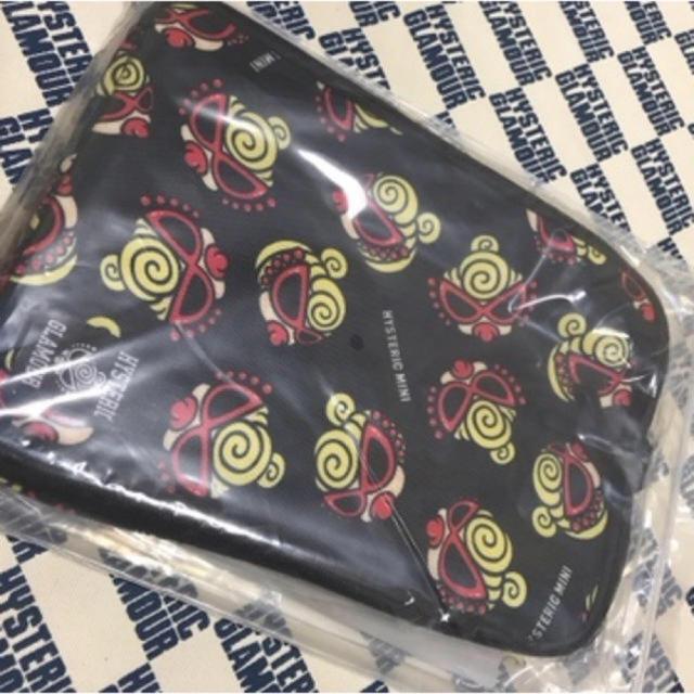 HYSTERIC MINI(ヒステリックミニ)のヒスミニ    保冷バッグ  新品 キッズ/ベビー/マタニティのこども用ファッション小物(その他)の商品写真
