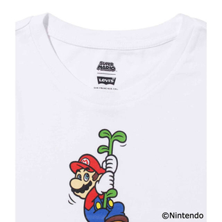 Levi's - リーバイス マリオTシャツ