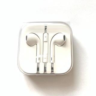 iPhone - iPhoneイヤホン 純正品
