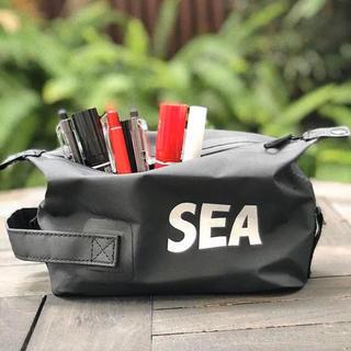 シー(SEA)のWIND AND SEA / WDS DOPP KIT BAG(SMALL)(その他)