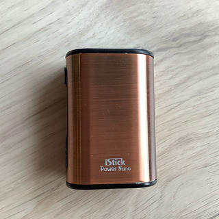 イーリーフ(Eleaf)のiStick Power Nano ブロンズ(タバコグッズ)