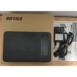Buffalo - 外付けハードディスク 3TB USB3.0 HD-LC3U3/N HDD
